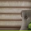 Time to bring home savings and comfort with energy-efficient Hunter Douglas shades. Vignette - Roman Shades