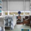 Sonnette Cellular Roller Shades from Hunter Douglas save energy with style. Rebates starting at $100 on qualifying purchases. Ends 4/9/18.*